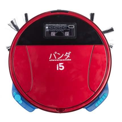 Робот-пылесос CLEVERPANDA i5 Red (Pet series)
