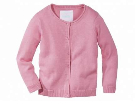Жакет для девочки Lupilu розовый р.98-104
