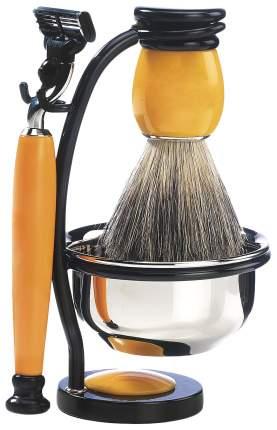 Набор для бритья S.Quire жёлтый