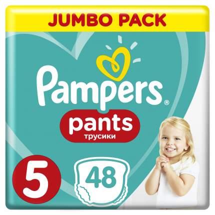 Подгузники-трусики Pampers Pants 5 (12-17 кг), 48 шт.