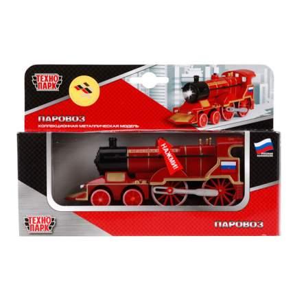 Поездной состав Технопарк ct10-028(sb)
