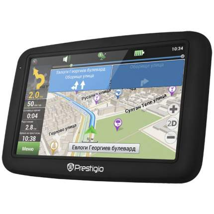 Автомобильный навигатор Prestigio GeoVision 5055 Navitel