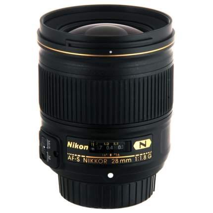 Объектив Nikon AF-S Nikkor 28mm f/1.8G