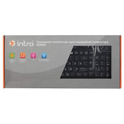 Клавиатура проводная Incar (Intro) KU590