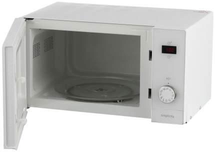 Микроволновая печь с грилем Gorenje MO6240SY2W white