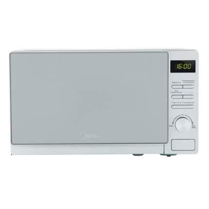 Микроволновая печь соло Midea AM720C4E-S mirror/silver