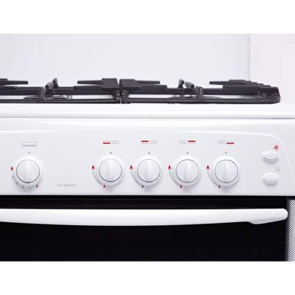 Газовая плита GEFEST CG 60MC6 White