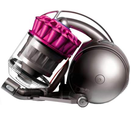 Пылесос Dyson  DC 30C Tangle Free Silver/Red