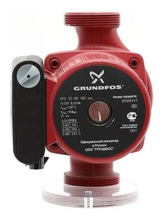 Циркуляционный насос Grundfos UPS 32-80 180 95906443