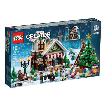 Конструктор LEGO Creator Expert Зимний магазин игрушек (10249)