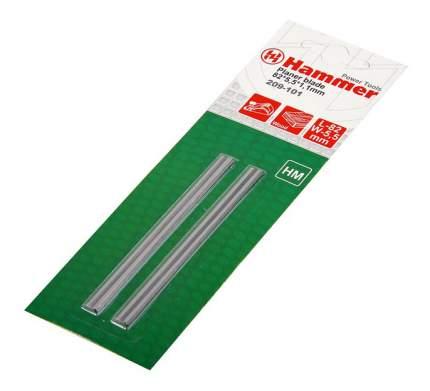 Нож для электрорубанка Hammer Flex 209-101 PB (35136)