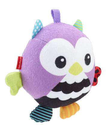 Мягкая игрушка Fisher-Price Мягкие зверята CGD04 CGD02