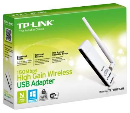 Ретранслятор Wi-Fi сигнала TP-Link TL-WN722N