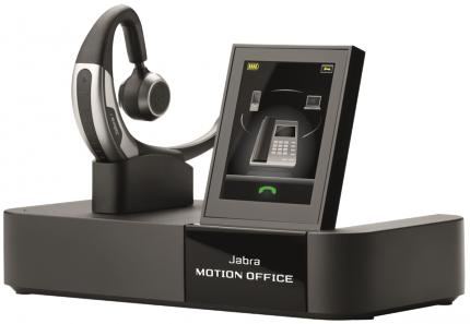 Гарнитура Bluetooth Jabra Motion Office UC MS