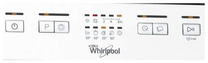 Посудомоечная машина 45 см Whirlpool ADP 221 WH white