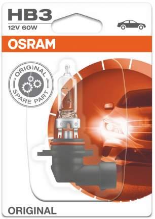 Лампа галогенная автомобильная OSRAM HB3 60W (9005.01B)