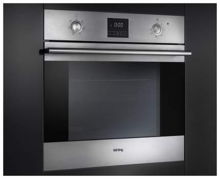 Встраиваемый электрический духовой шкаф Korting OKB 561 CFX Silver