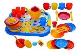 Детский кулинарный набор Gowi №1 большой 52 предмета
