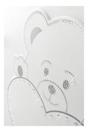 Комод детский Пеленальный Комод Timidone, 3 Ящика, Цвет Белый, Erbesi