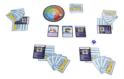 Экономическая настольная игра GaGaGames Вонгамания