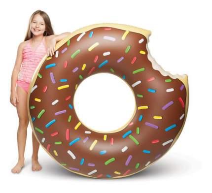 Круг для купания BigMouth Chocolate Donut