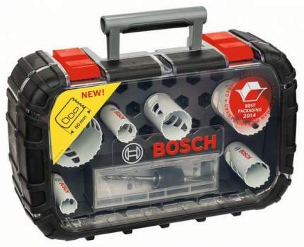 Набор биметаллических коронок Bosch 60мм 2608594062