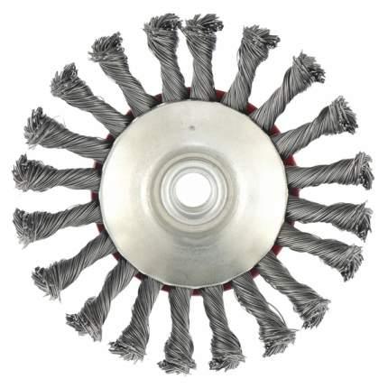 Кордщетка для шлифовальных машин MATRIX 125 мм 0,5 мм