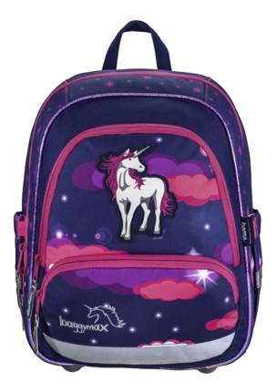 Ранец BaggyMax Speedy Unicorn Dream 16 л фиолетовый Step by Step