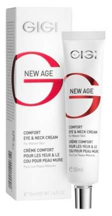 Крем для глаз GIGI New Age Comfort Eye & Neck Cream 50 мл