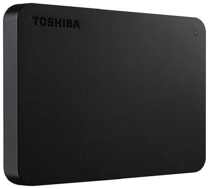 Внешний диск HDD Toshiba Canvio Basics 1TB Black (HDTB410EK3AA)