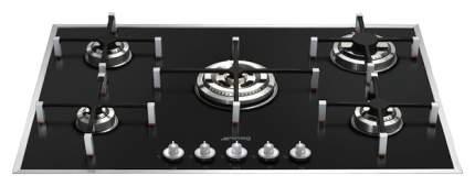 Встраиваемая варочная панель газовая Smeg PVN750 Black