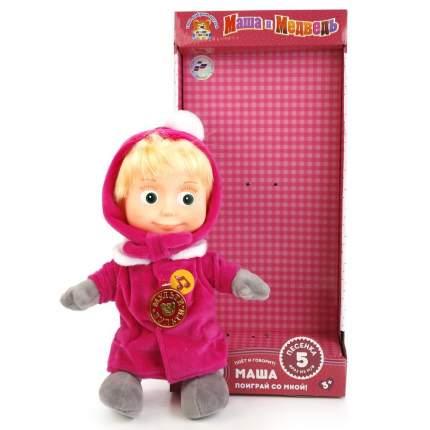 Мягкая игрушка Мульти-Пульти Маша 29 см в зимней одежде (м/ф маша и медведь)