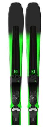 Горные лыжи Salomon E XDR 78 ST + E Mercury 2018, ростовка 160 см