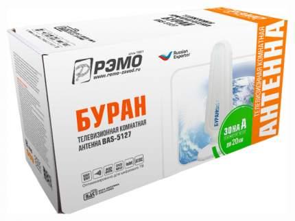 Антенна телевизионная комнатная Рэмо Буран BAS-5127-DX