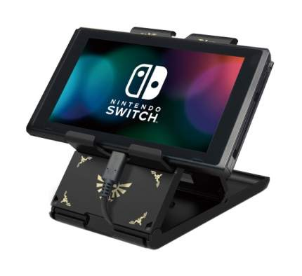 Подставка Hori Zelda PlayStand Black (NSW-085U)