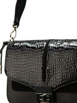 Сумка женская кожаная Eleganzza Z24-150 черная