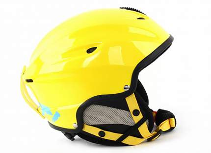 Горнолыжный шлем Sky Monkey VS670 2018, желтый, M