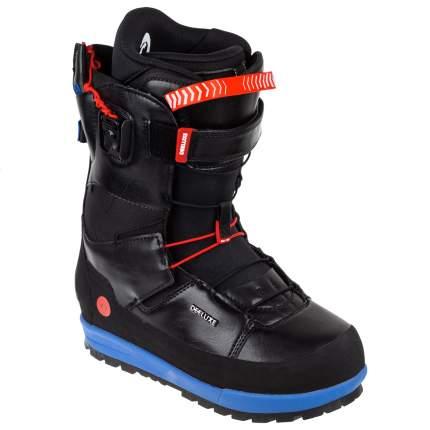 Ботинки для сноуборда Deeluxe Spark XV TF 2019, black, 29.5