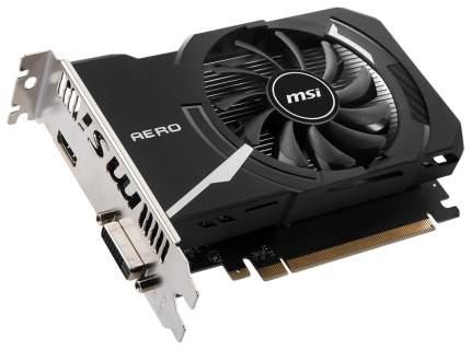 Видеокарта MSI Aero ITX GeForce GT 1030 (GT 1030 AERO ITX 2GD4 OC)