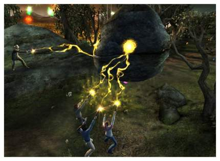 Игра Harry Potter and the Goblet of Fire для PC