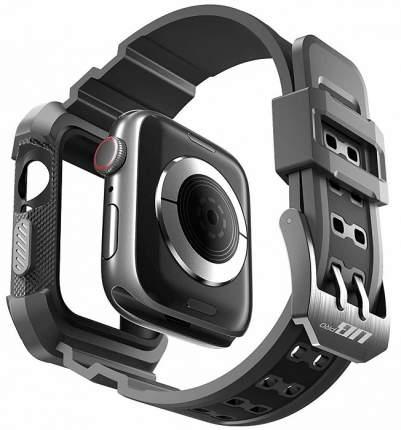 Чехол-ремешок Supcase Unicorn Beetle Pro для Apple Watch Series 4 44mm (Black)