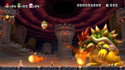 Игра New Super Mario Bros U Deluxe для Nintendo Switch