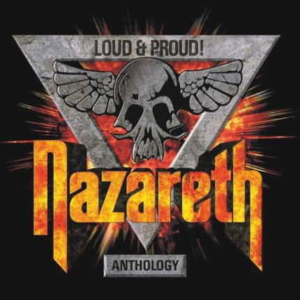 "Виниловая пластинка Nazareth ""Loud & Proud! Anthology"" (2LP)"