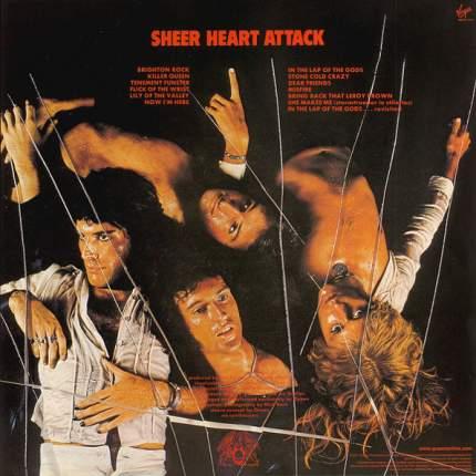 Queen   Sheer Heart Attack (LP)