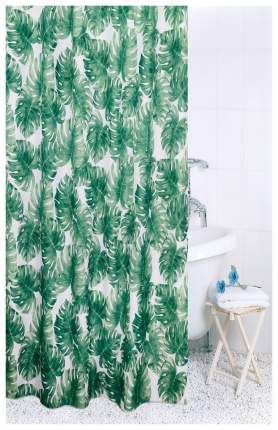 Штора 180х200 для ванны Jungle palm