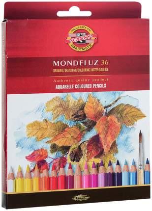 Карандаши цветные Koh-I-Noor Натюрморт 36 цветов