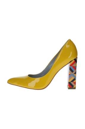 Туфли женские Indiana 7732-412-371 желтые 35 RU