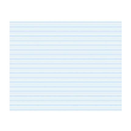 Скатерть в голубую полоску Meri Meri 114436
