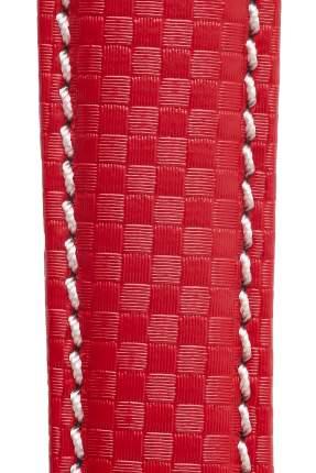 Ремешок для часов Signature 111554-20 красный 20 mm