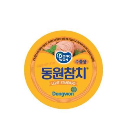 Тунец консервированный в масле Dongwon 150 г